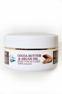 COCOA BUTTER & ARGAN OIL